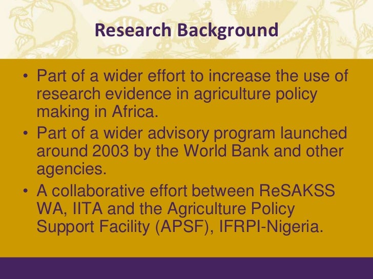 nigeria poverty and agriculture pdf