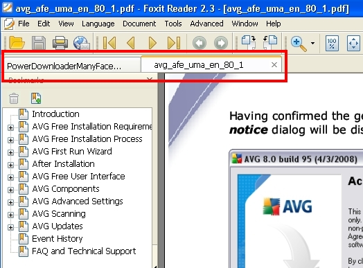 how to combine pdf files into one foxit reader