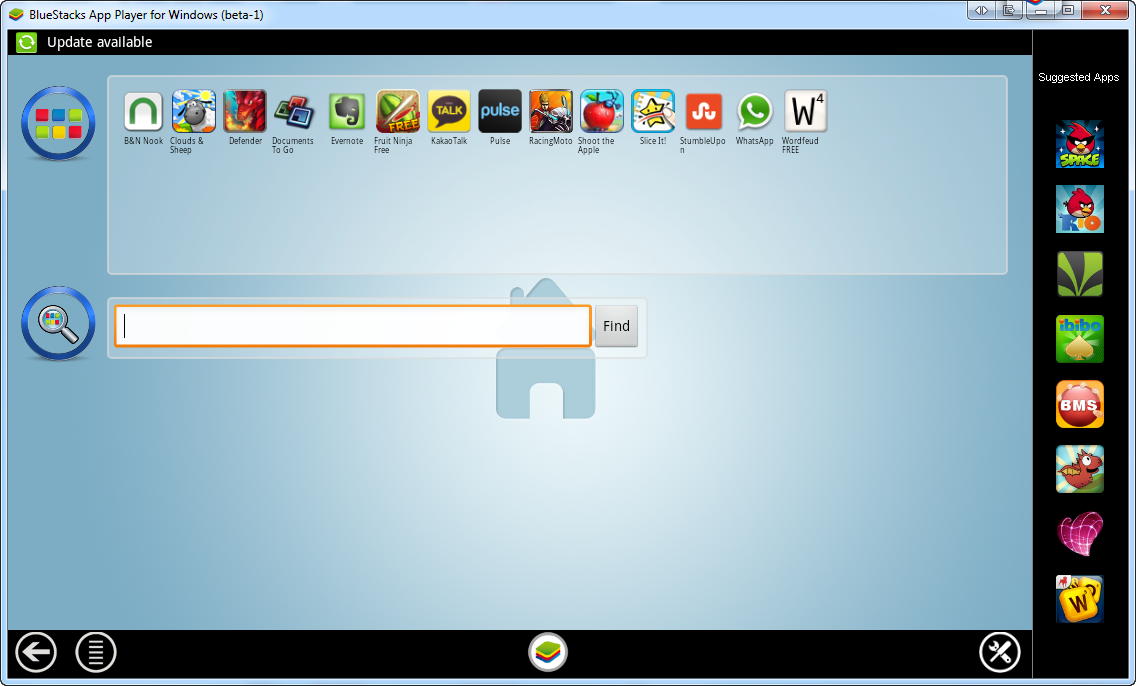 install android application on windows 7