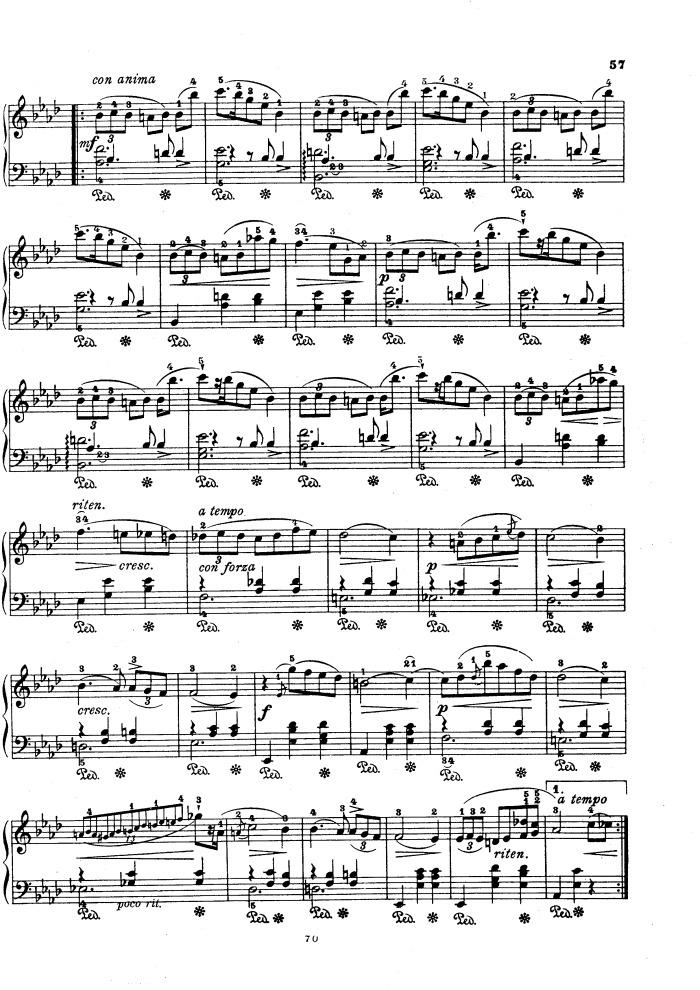 frederic chopin spring waltz pdf