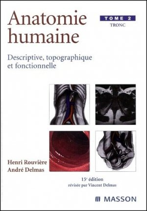 anatomie humaine henri rouviere pdf