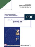rdm cours et exercices corrigés pdf