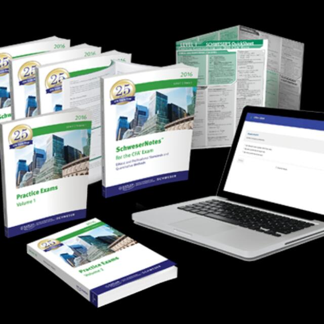 cfa level 1 books pdf