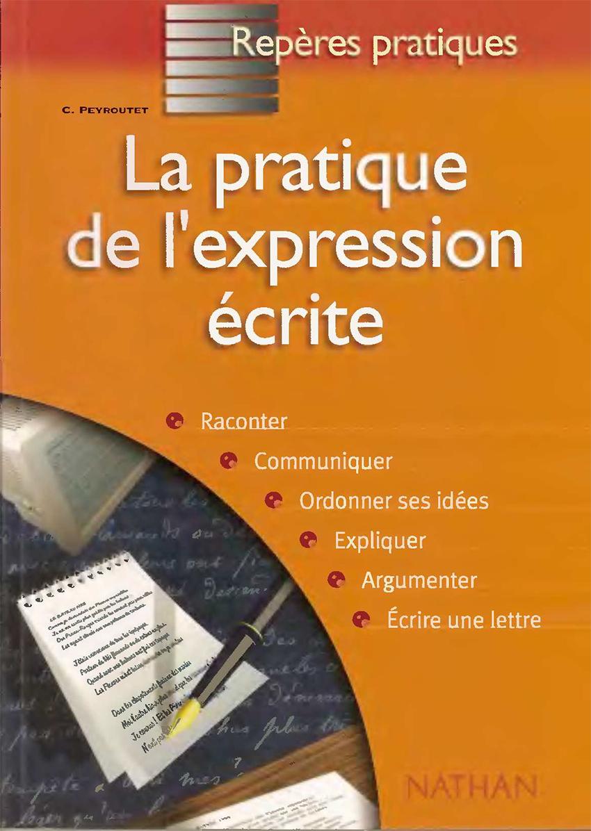 كتاب تعليم التعبير الكتابي pdf