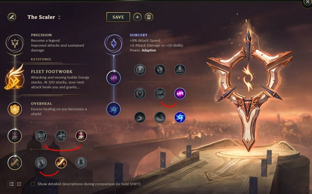 league of legends new runes guide