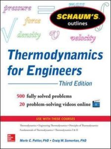fundamentals of thermodynamics 8th edition pdf download moran