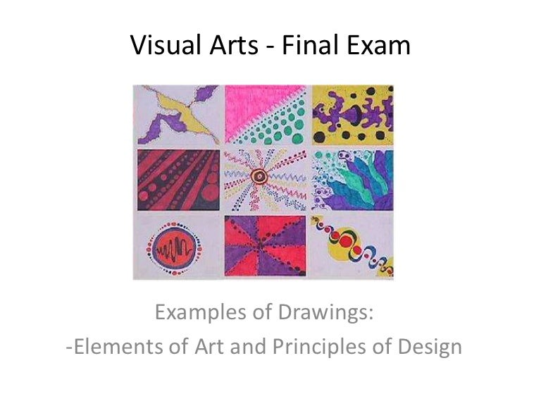 elements of drawing sketches pdf