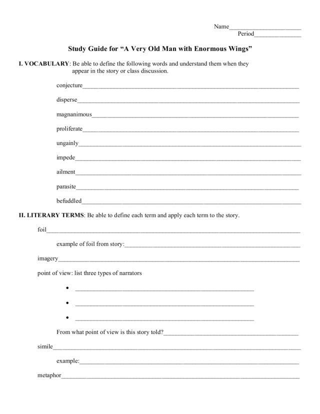 harrison bergeron anticipation guide answers