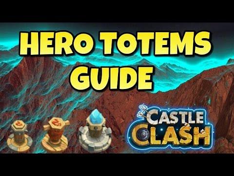 castle clash hero evolution guide