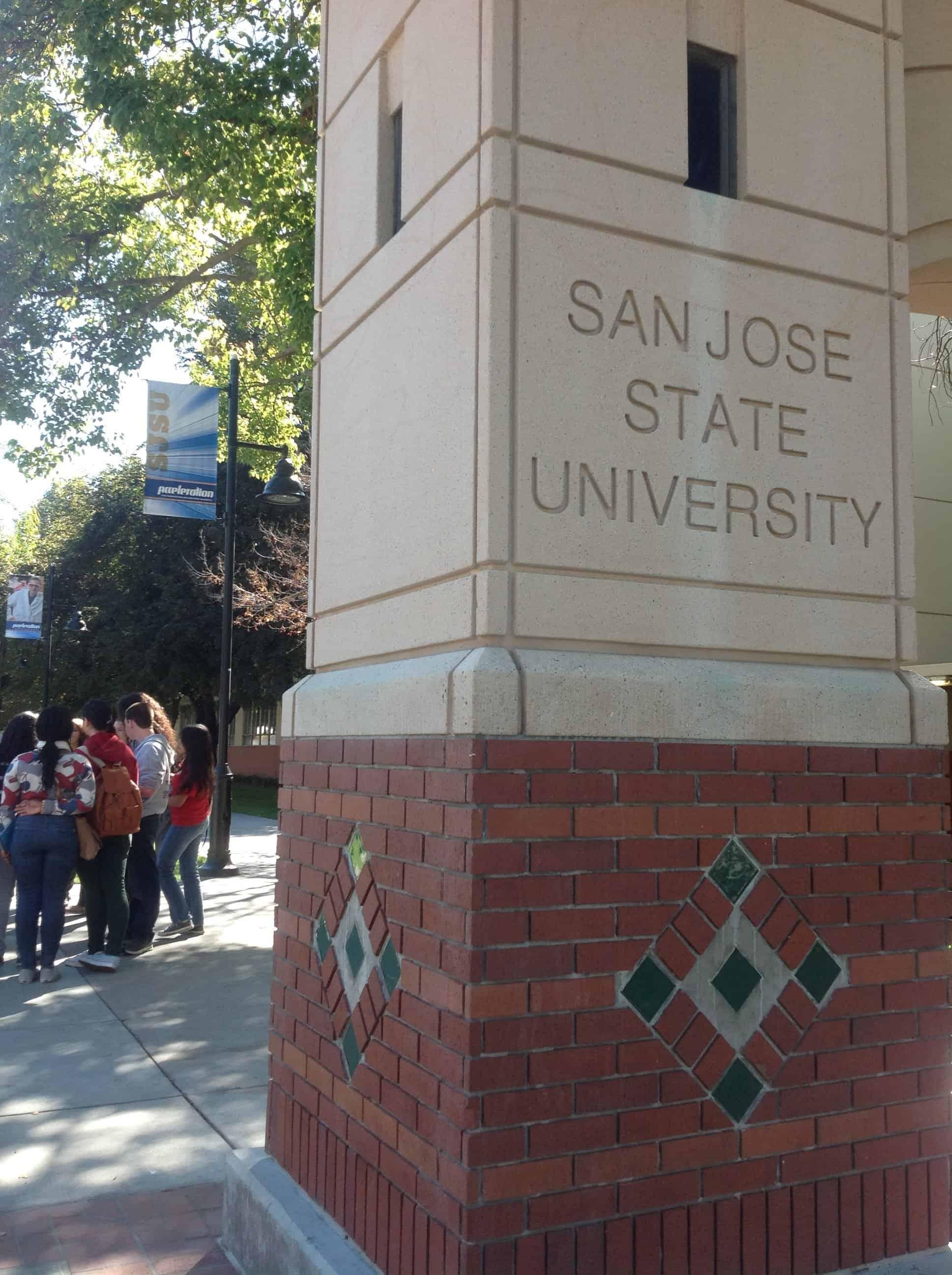 application deadline university san jose