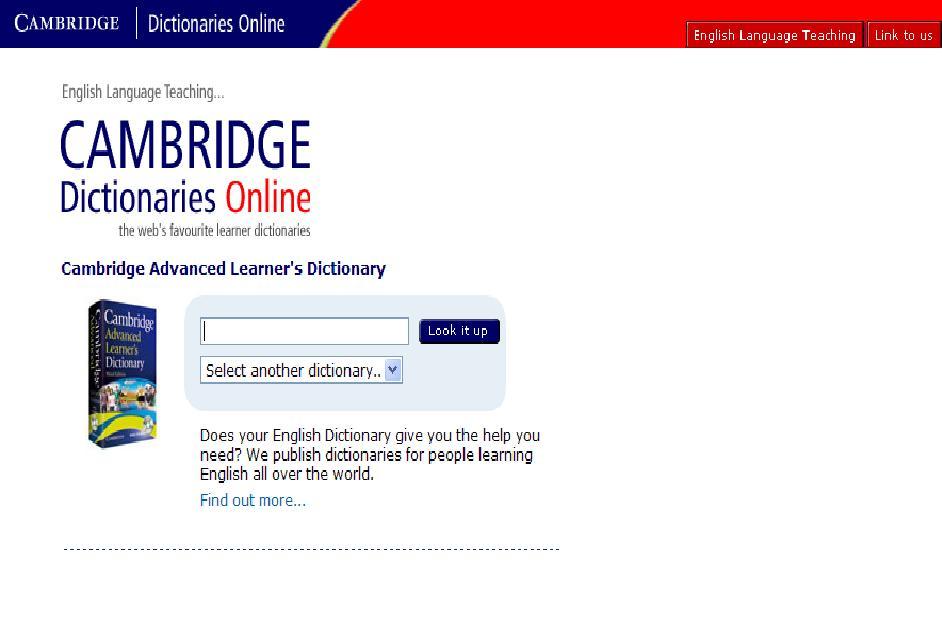 cambridge dictionary online english to arabic