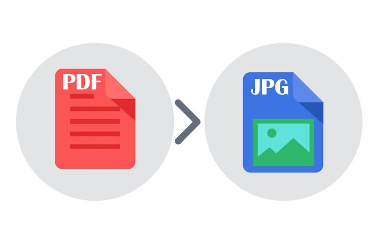 change jpg file to pdf free