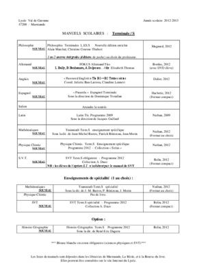 cours de philosophie contemporaine pdf