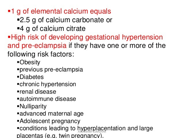 guidelines on calcium and vitamimn d daily intake
