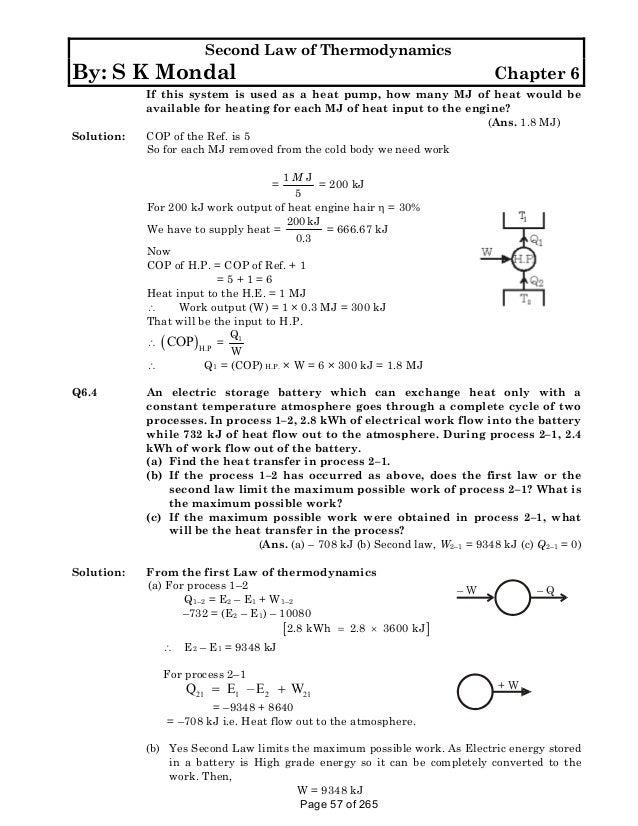fundamentals of thermodynamics 8th edition solutions pdf