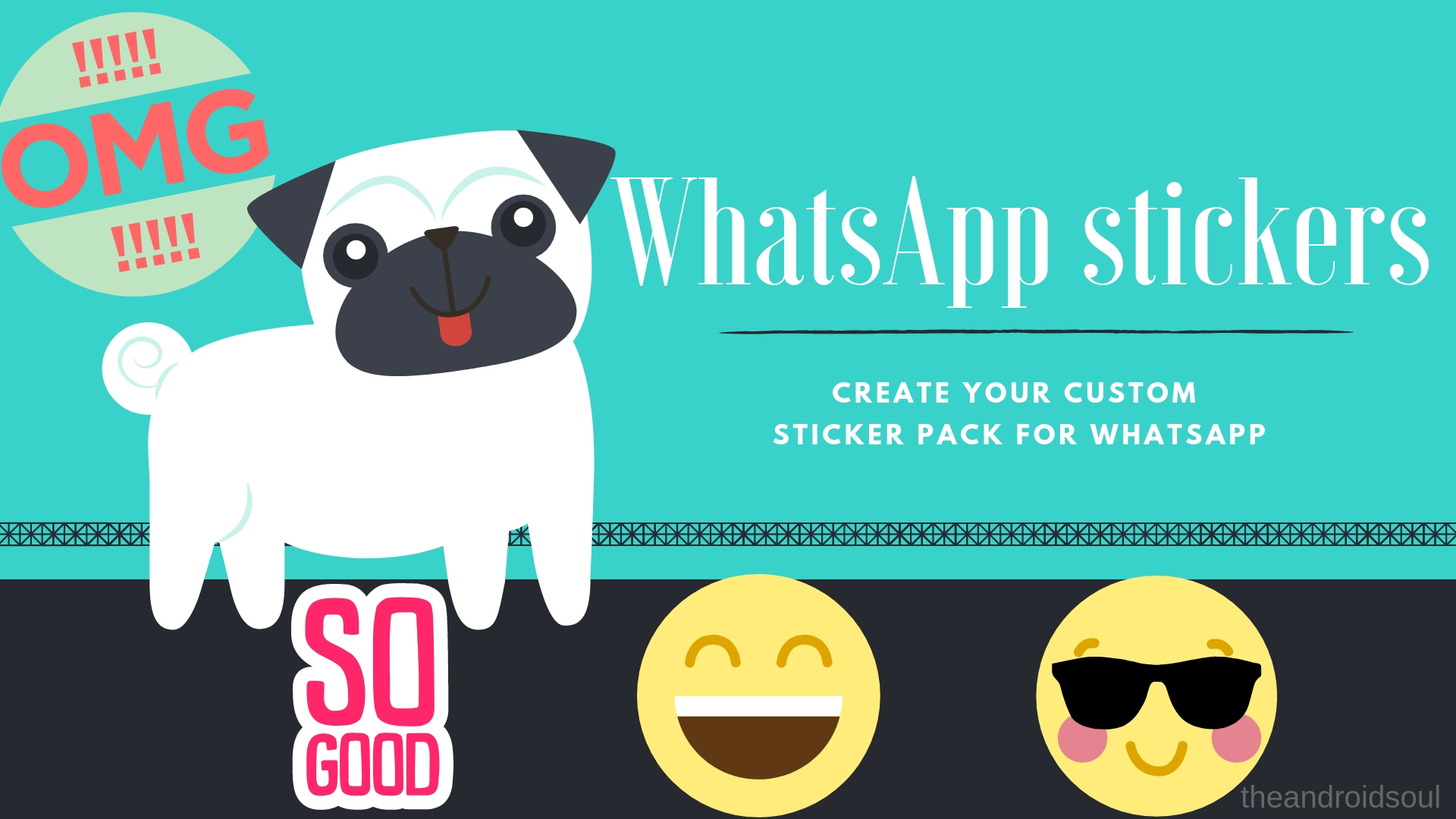 how to create stickers whatsapp application