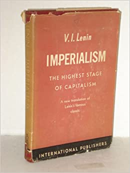 imperialism is the highest stage of capitalism pdf
