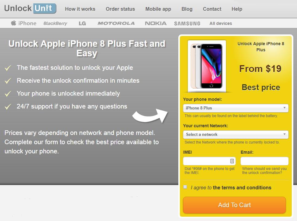 instruction paper iphone 8 plus