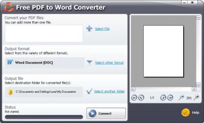 nitro convert pdf to word free