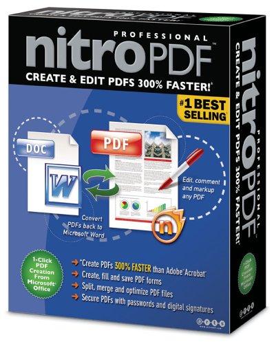 nitro pdf professional 64 bit كامل