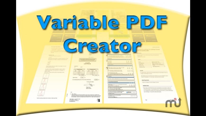 pdf creator for mac free download