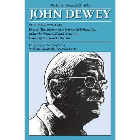 pdf dewey individualism old and new
