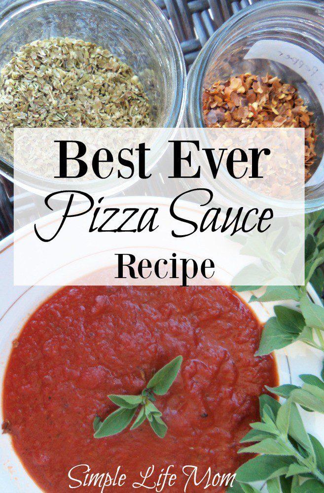 pizza sauce recipes ever pdf