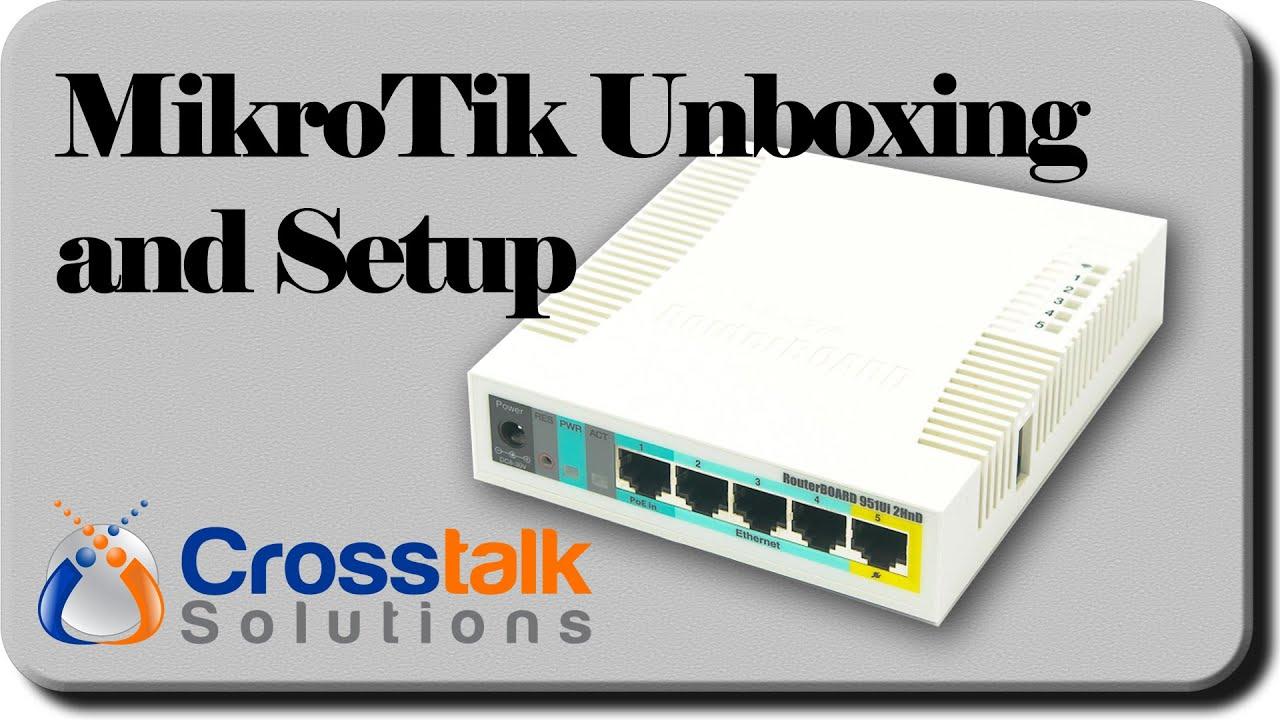 routerboard mikrotik 951ui-2hnd pdf configuration