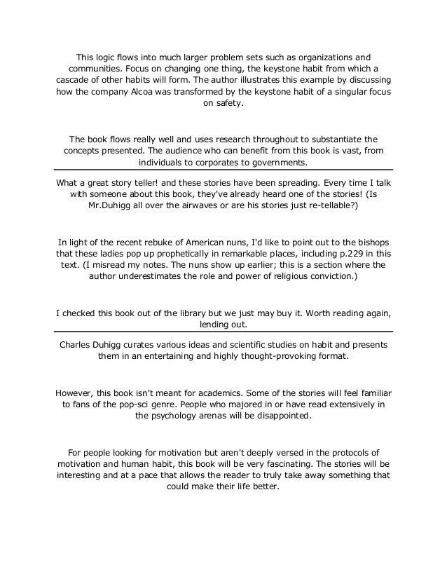the power of habit pdf مترجم